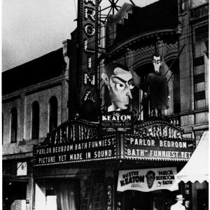 Historic Carolina Theatre Marquee 1920s