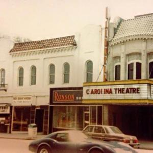 Historic Carolina Theatre